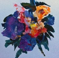 Bird's Eye Bouquet by Betty Jameson